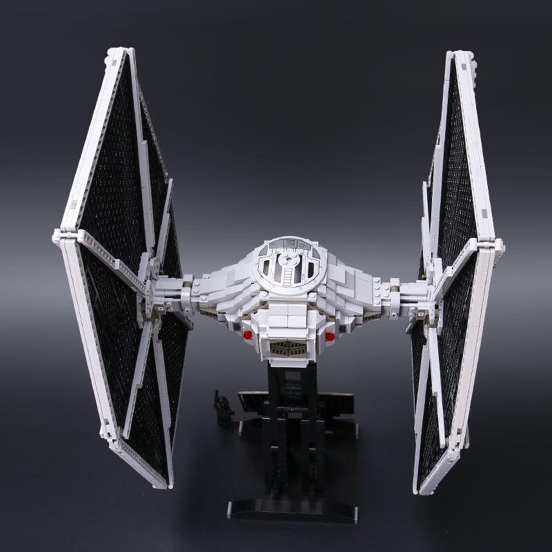CUSTOM 05036 Building Blocks Toys Star Wars Tie Fighter Building Brick Sets