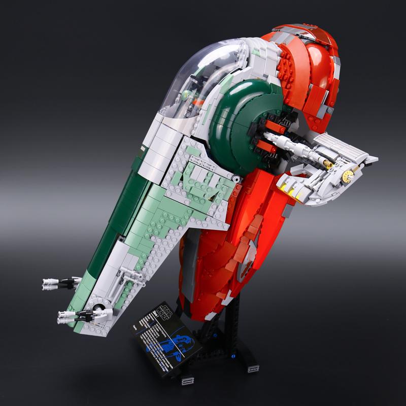 LEPIN_05037_Building_Blocks_Toys_Star_Wars_UCS_Slave_I_Building_Brick_Sets
