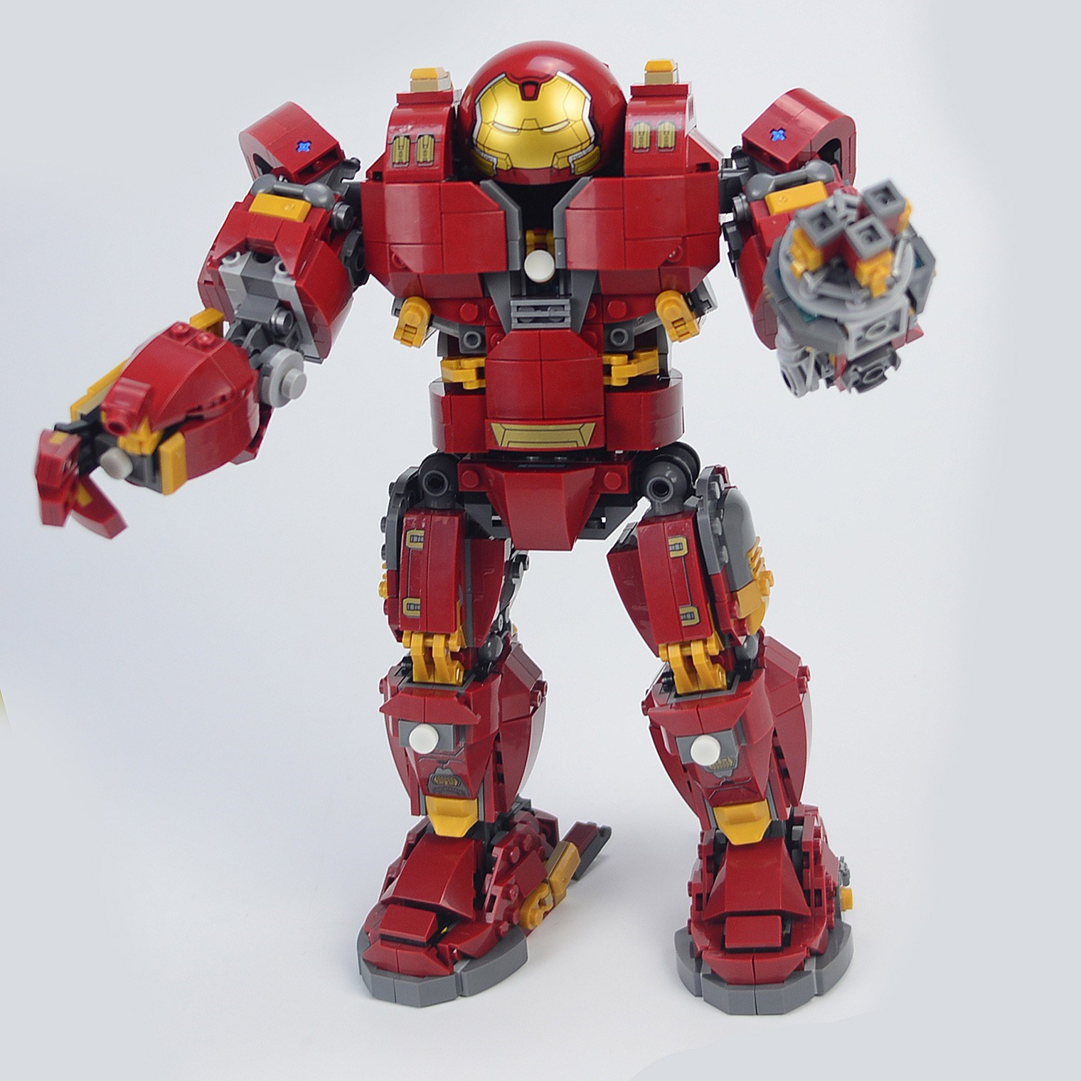 CUSTOM 07101 Building Blocks Toys The Hulkbuster: Ultron Edition Building Brick Sets