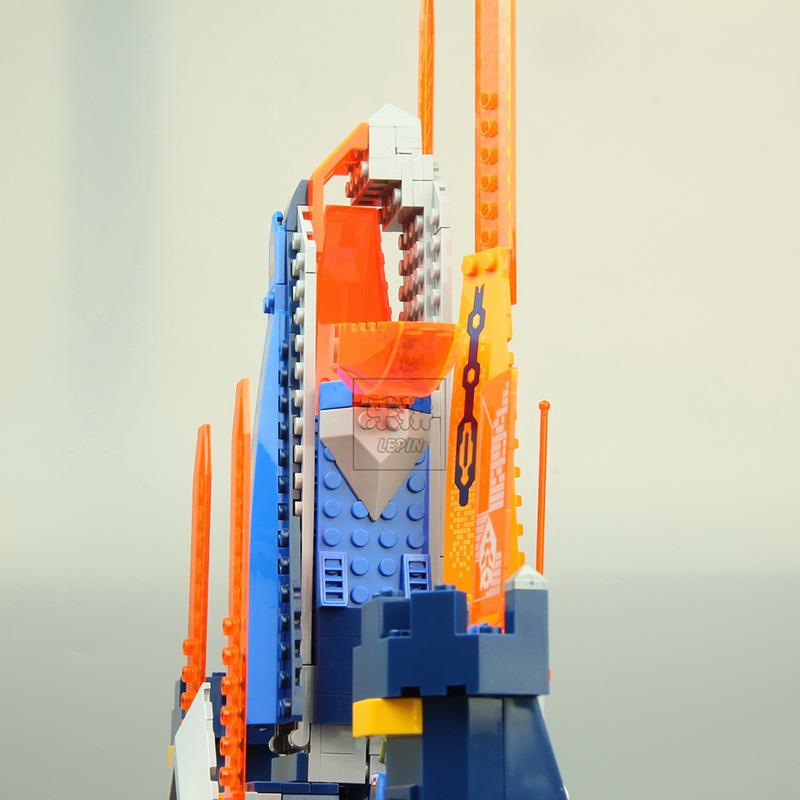 LEPIN 14037 Building Blocks Toys Nexo Knights Knighton Castle Building Brick Sets
