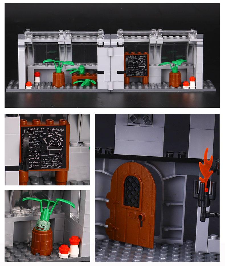 LEPIN 16029 Building Blocks Toys Hogwarts Castle Building Brick Sets