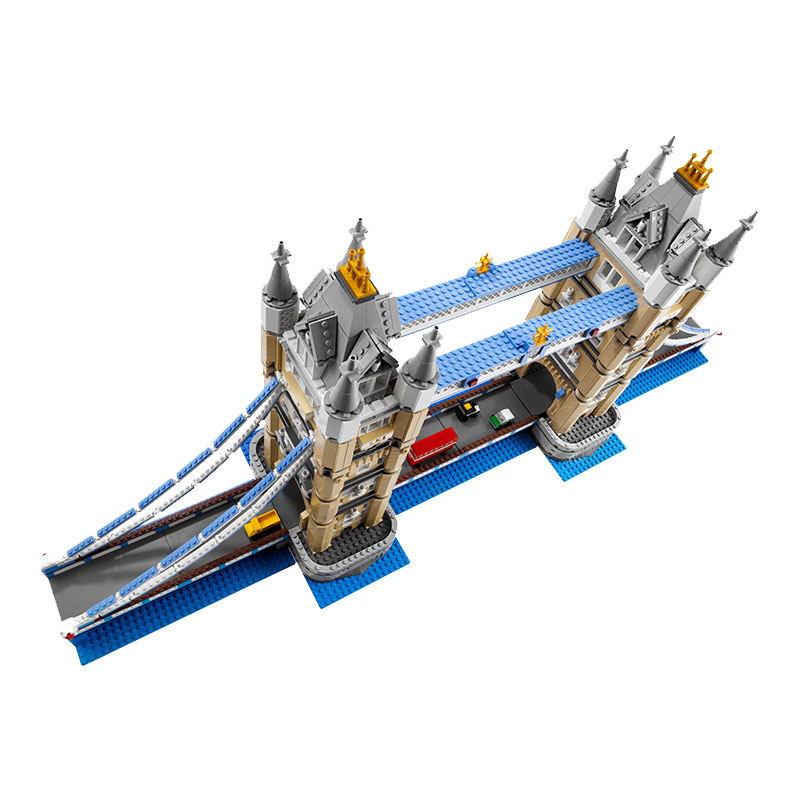 LEPIN 17004 Tower Bridge Building Bricks Set