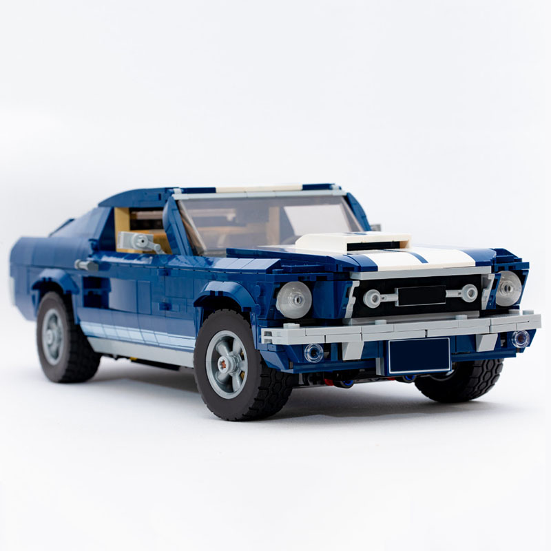 CUSTOM 21047 Ford Mustang GT Creator Expert Building Bricks Set