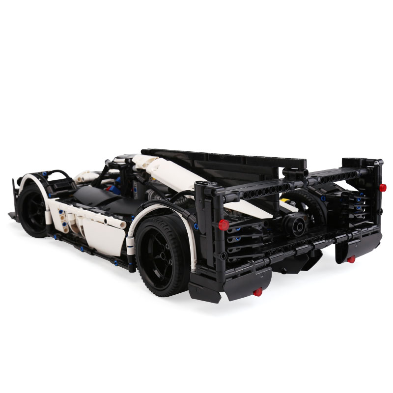 CUSTOM 23018 Porsche 919 Hybrid 5530 MOC Building Bricks Set