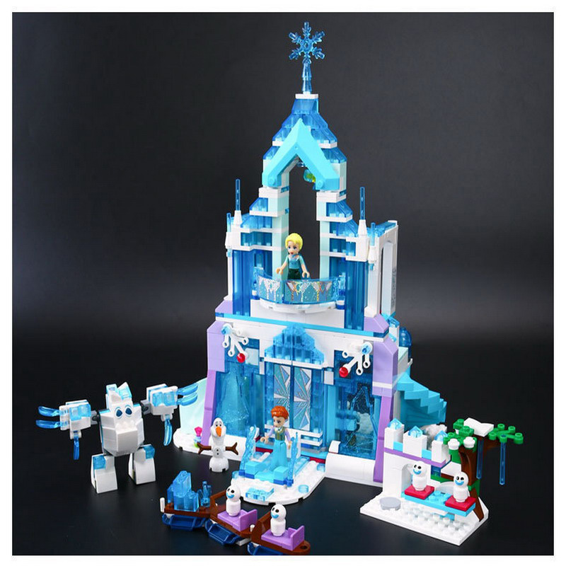 LEPIN 25002 Building Blocks Toys Aisha's Magical Castle Building Brick Sets