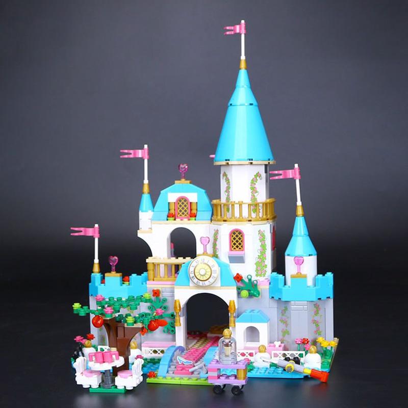Lepin 25006 Building Blocks Toys Cinderella's Romantic Castle Building Brick Sets