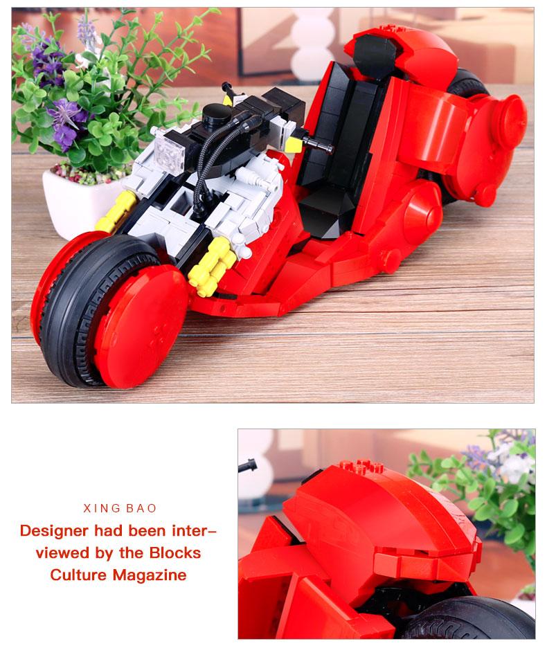 XINGBAO 03001 Jintian Building Bricks Set