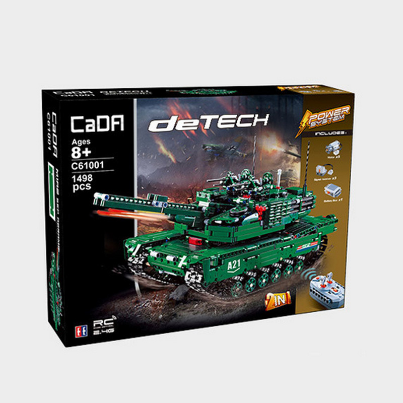 Double Eagle CaDA C61001 Building Blocks Set