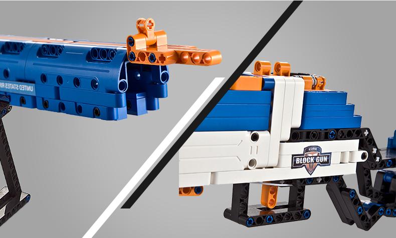 Double Eagle CaDA C81002 Building Bricks Set
