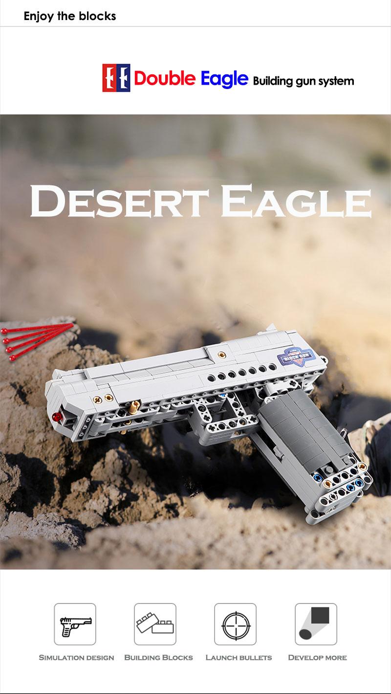 Double Eagle CaDA C81007 Building Bricks Set