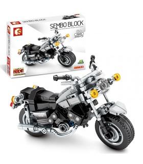 SEMBO 701110 Techinque Series Yamaha V-MAX Motorcycle Building Blocks Toy Set