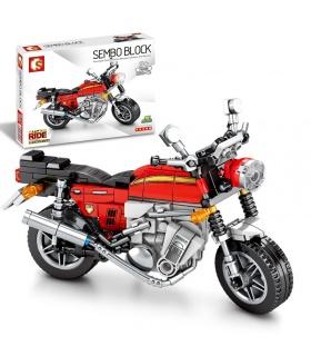 SEMBO 701116 Techinque Series Honda CB 750 scooter Building Blocks Toy Set