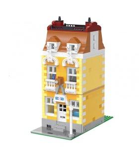 XINYU YC-20006 Photo Studio City Street View Series Building Bricks Toy Set
