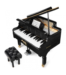 XINYUXQGQ-01ピアノドリーマービルディングレンガおもちゃセット