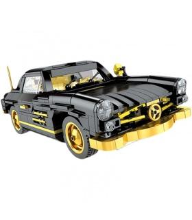 MOULD KING 10005 Variety Creative Series 300SL Sports Car Building Blocks Toy Set