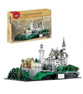 XINGBAO 05002 Neuschwanstein New Swan Stone Castle Bausteine-Set