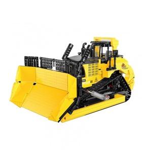 XINYU YC-22011 Großes Bulldozer-Baustein-Spielzeug-Set