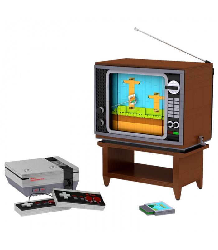 MOULD KING 10013 Video Game Building Blocks Toy Set