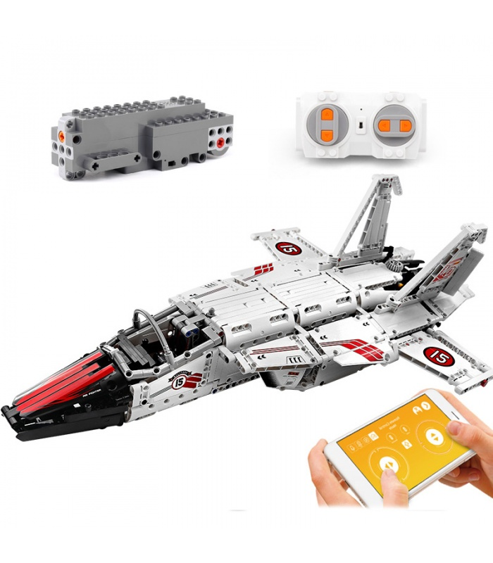 MOULD KING 15013 Air fighter Building Blocks Toy Set