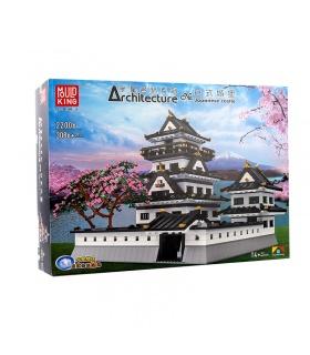 MOLD KING 22006 Berühmte Serie Himeji Castle Building Blocks Toy Set