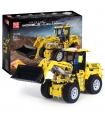 MOULD KING 13122S Volvo L350F Wheel Loader Bulldozer Building Blocks Toy Set