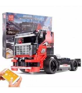 MOLD KING 15002 Racing Truck Fernbedienung Bausteine-Spielzeug-Set