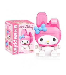 Keeppley K20802 Hello Kitty Series My Melody Building Blocks Toy Set