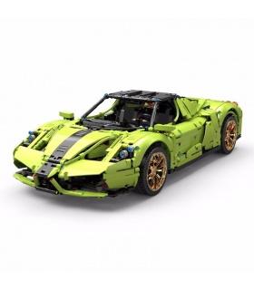 MOLD KING 13074 Модель автомобиля серии Enzo Спортивный автомобиль Строительные блоки Набор игрушек