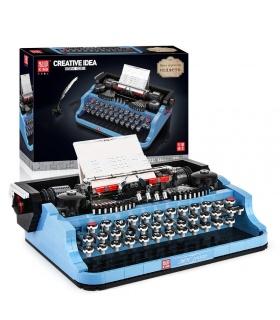 MOLD KING 10032 Retro-Schreibmaschinen-Bausteine-Set