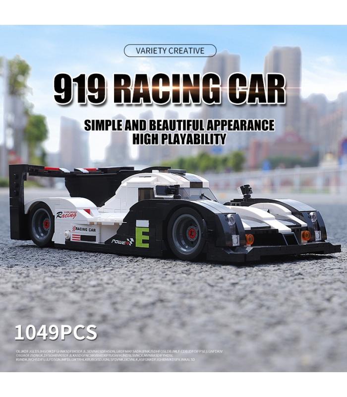 MOULD KING 10002 The 919 Formula Super Racing Car Model Building Blocks Toy Set