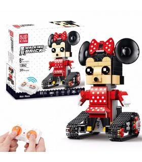 Mould King 13042 Mimi Mouse Walking Brick Bausteine-Spielzeug-Set