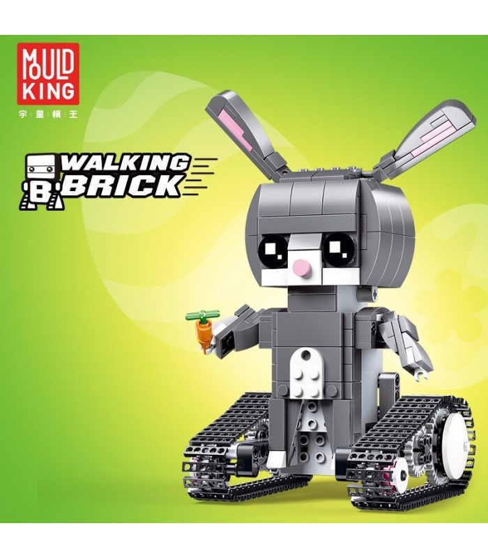 Mold King 13045 Judy Rabit Walking Brick Aimubot