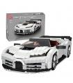 MOULD KING 10004 Bugatti 110 Special Edition Sports Car Building Blocks Toy Set
