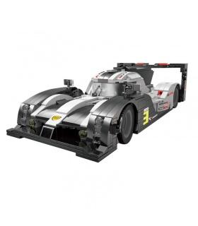 MOLD KING 10002 Der 919 Formel Super Rennwagen Modellbauklötze Spielzeugset