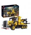 MOLD KING 17011 City Engineering Abschleppwagen Bauklötze Spielzeugset