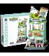Keeppley K20207 Wonder Frog Seed Building Blocks Toy Set