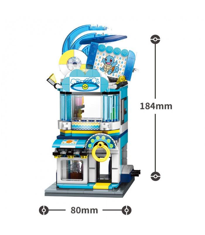 Keeppley K20208 Jenny Turtle Building Blocks Toy Set