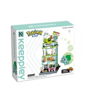 Keeppley K20207 Bulbasaur Dessert House Building Blocks Toy Set