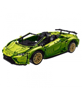 SUPER 18K K131 Huracan Evo Rwd Baustein-Spielzeug-Set
