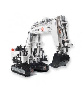 XINYU GC004 Engineering Series Excavator Building Bricks Toy Set