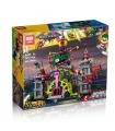 LEPIN 07090 Avengers Sanctum Sanctorum Showdown Building Bricks Set