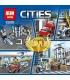 LEPIN 02020 City Police Station Building Bricks Set