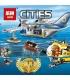 LEPIN 02088 Deep Sea Operation Base Building Bricks Set
