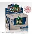 XINGBAO 01105 Original City Mini Modular Building Bricks Set