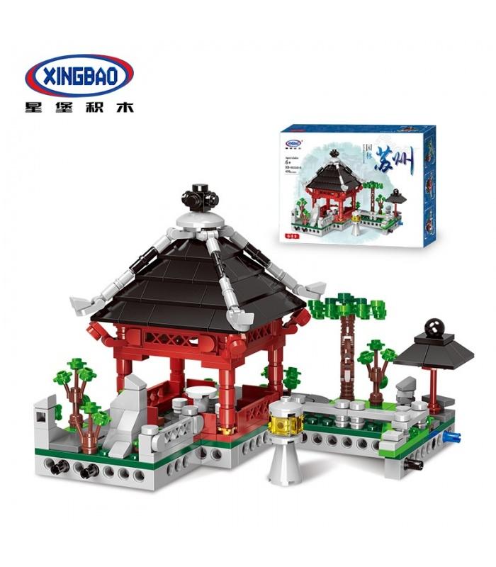XINGBAO 01110 сад Сучжоу строительного кирпича комплект