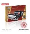 XINGBAO 03003 Maître de Voiture de Briques de Construction, Jeu de