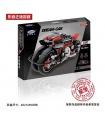 XINGBAO 03021 Motorrad-Bau-Steine-Spielzeug-Set