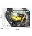 XINGBAO 03024 Off-Road Adventure Jeep Building Bricks Toy Set
