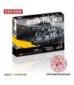 XINGBAO 06005 Militärische Tanks 8U218 TEL 8K11 Bausteine Spielzeug-Set