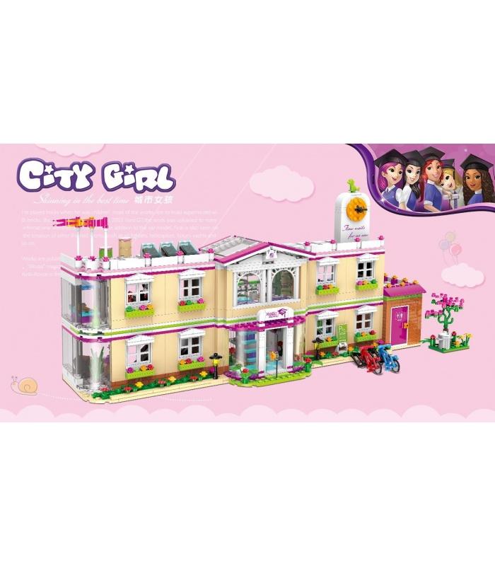 XINGBAO 12001 Glücklich Lehr-Gebäude-Steine-Set